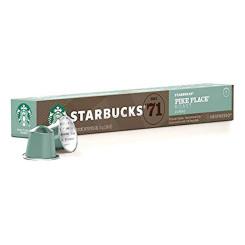 Kohvikapslid Starbucks Pike Place (10 uds)