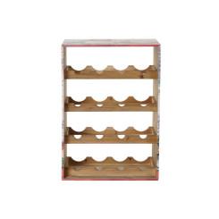 Pudelialus DKD Home Decor Mänd Puit MDF (40 x 30 x 56 cm)