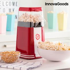 Kuumaõhu Popkornivalmistaja Hot & Salty Times InnovaGoods 1200W Punane
