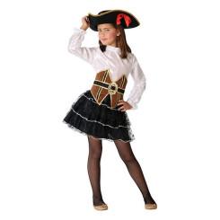 Maskeraadi kostüüm lastele 115088 Piraat