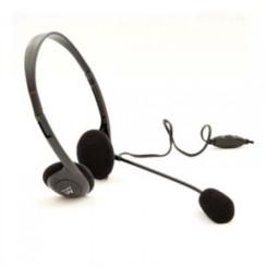 Наушники с микрофоном Ewent EW3563