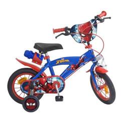 Jalgratas Spiderman Sting 12 Sinine Punane