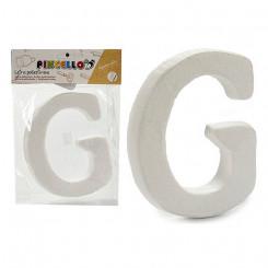 письмо G полистирол