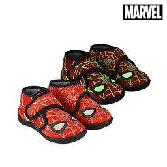 Laste Sussid Spiderman Punane
