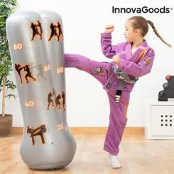 Боксерская груша надувная на подставке для детей InnovaGoods