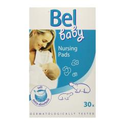 Защитные диски для лактации Bel Baby (30 uds) (Пересмотрено A+)