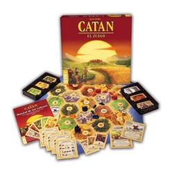 Настольная игра Catan Junior (Es)