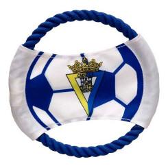 Koera mänguasi Cádiz Club de Fútbol Köis Sinine Polüester