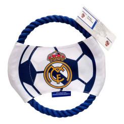 Koera mänguasi Real Madrid C.F. Köis Sinine Polüester