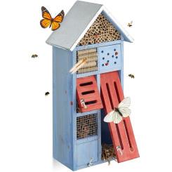 Миниатюрный дом Летающие насекомые (Пересмотрено C)