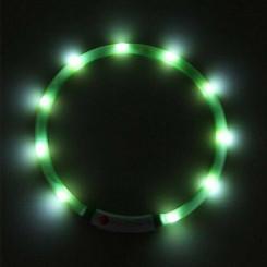 Kaelakee Roheline LED Kerge (Refurbished A+)