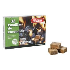 Süütetabletid Algon (32 Pcs)