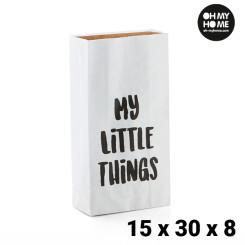 Väike Paberkott Oh My Home (15 x 30 x 8 Cm)