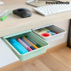 Kleebitavate töölauasahtlite lisakomplekt Underalk InnovaGoods Pakis 2 ühikut