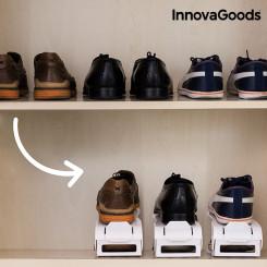 InnovaGoods Kohandatav Jalanõuderest (6 Paarile)
