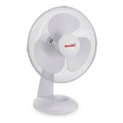 Настольный вентилятор Basic Home 35W Белый