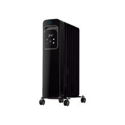 Масляный радиатор (9 секций) Cecotec ReadyWarm 9000 Touch Connected Black 2000 W Wi-Fi