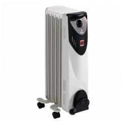 Масляный радиатор (5 секций) Grupo FM RW-10 1000W