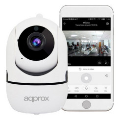 IP-камера approx! APPIP360HDPRO 1080 px Белый
