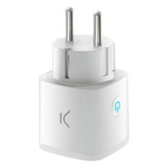 Умная розетка KSIX Smart Energy Mini WIFI 250V Белый