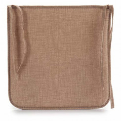 Подушка для стула Бежевый Ткань