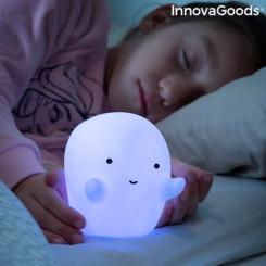 Mitmevärviline LED-lamp Kummitus Glowy InnovaGoods