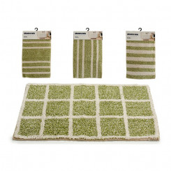 Libisemisvastane matt Roheline 100% puuvilla (60 x 0,4 x 40 cm)