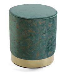 Tumba Roheline puit ja metall Polüester (34 x 37 x 34 cm)