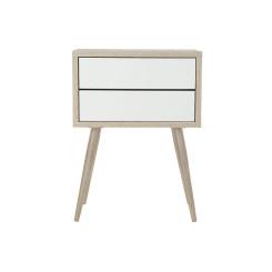 Öökapp DKD Home Decor Metall Puit MDF (42 x 30 x 56 cm)