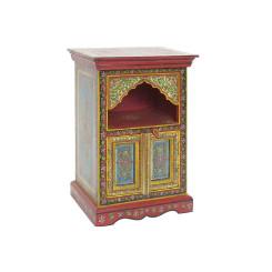 Öökapp DKD Home Decor Mangopuit Puit MDF (48 x 36 x 74 cm)
