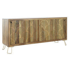 Puhvetkapp DKD Home Decor Metall Dalbergia (160 x 45 x 75 cm)