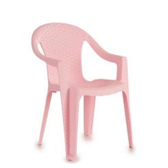 Child's Chair Plastmass (37 x 51,5 x 37,5 cm)