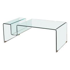 Diivanilaud Kumer klaas (120 x 60 x 43 cm)