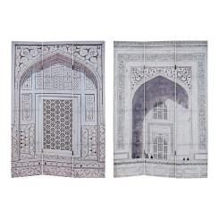 Sirm DKD Home Decor Kangas (2 pcs) (121.5 x 2.5 x 180 cm)