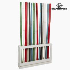Värviline bambustend by Craftenwood