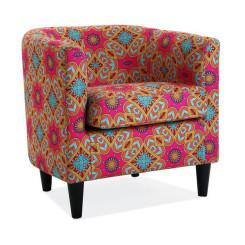 Кресло Aubrey  Хлопок (60 X 62 x 62 cm)