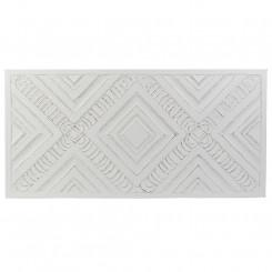 Изголовье кровати DKD Home Decor Белый Деревянный MDF (160 x 3 x 80 cm)
