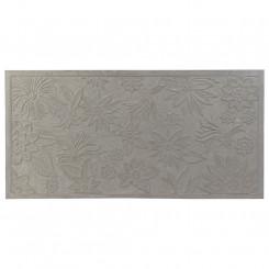 Изголовье кровати DKD Home Decor Серый Деревянный MDF (160 x 3 x 80 cm)