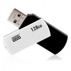 Mälupulk GoodRam UCO2 USB 2.0 Valge/must
