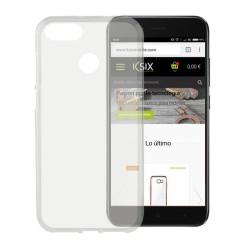 Чехол для мобильного телефона Xiaomi Mi A1 KSIX Flex TPU Прозрачный