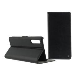 Folio Mobiiltelefoni Ümbris Huawei P 20 Pro KSIX Must