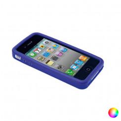 Mobiiltelefoni Kaaned Iphone 4/4s/5/5s/se Silikoon 143964