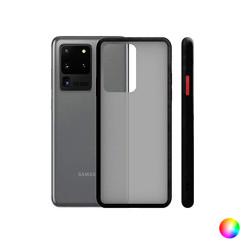Чехол для мобильного телефона Samsung Galaxy S20 Ultra KSIX Duo Soft