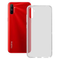 Чехол для мобильного телефона Realme C3 Contact TPU Прозрачный