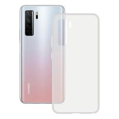 Чехол для мобильного телефона Huawei P40 Lite 5G KSIX Flex Tpu Прозрачный