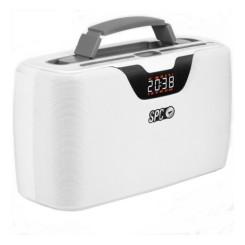 Kaasaskantav Bluetooth Raadio SPC Radio Storm Boombox 4503B 20W Valge