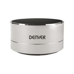 Juhtmevaba Bluetooth Kõlar Denver Electronics BTS-32 3W Hõbe