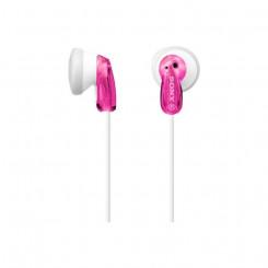 Kõrvaklapid Sony MDR E9LP in-ear Roosa