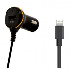 Autolaadija Ref. 138222 USB Cable Lightning Must