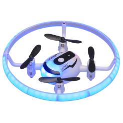 Droon Denver Electronics DRO-121 350 mah LED Valge